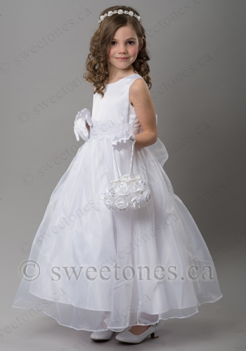 White First Communion Dresses Infant And Toddler Dresses