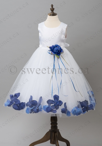 Custom Flower Girls Dresses Infant And Toddler Dresses