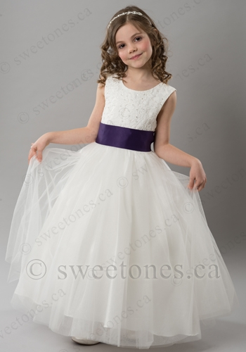 Custom Flower Girls Dresses Infant And Toddler Dresses First