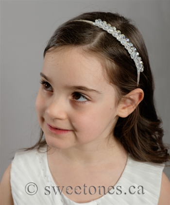 Flower girl or First communion veil e781c5a7318